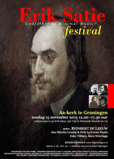 Erik Satie festival 2015